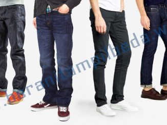 Model Celana Jeans yang Beda Pantas Untuk Anda Dicoba