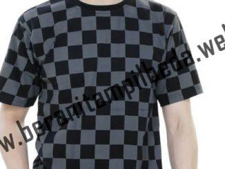 Tampil Percaya Diri dengan T-Shirt Homemade