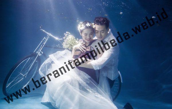 Konsep Pre Wedding Berbeda dari yang Lain
