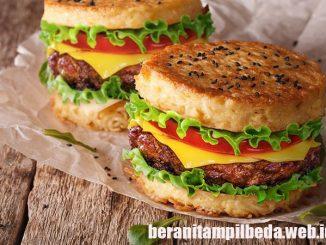 burger ramen