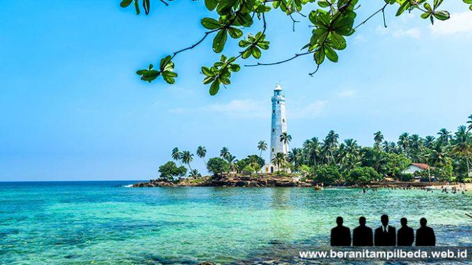 Sri Lanka Tujuan Liburan 2019