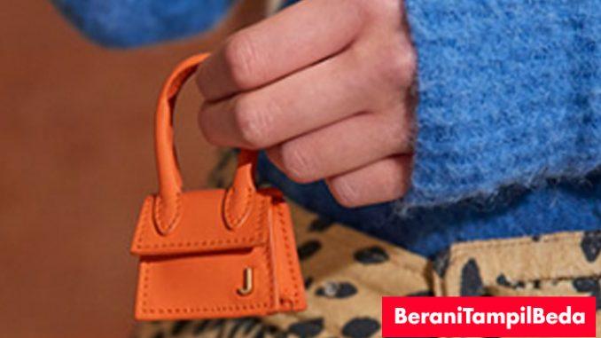 Jacquemus dengan Tas Mikro Seharga Jutaan Rupiah