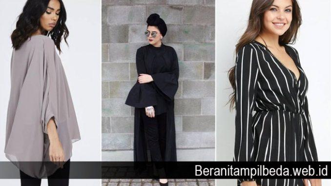 Tips Berpakaian untuk Wanita Dengan Lengan Besar