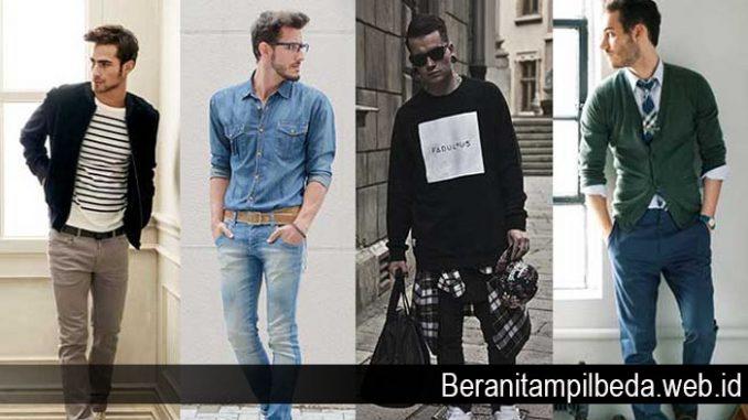 Tips Fashion Kece Untuk Pria Betubuh Kurus