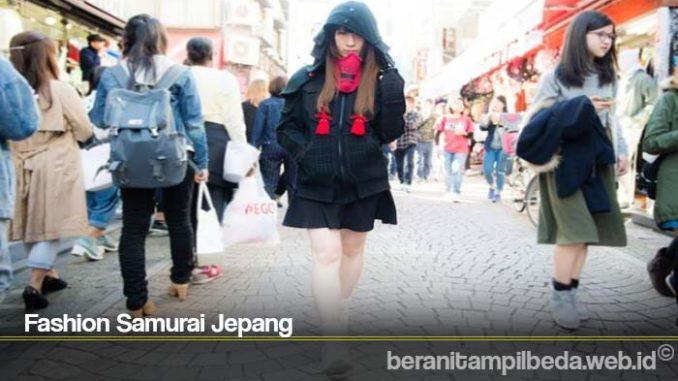 Fashion Samurai Jepang